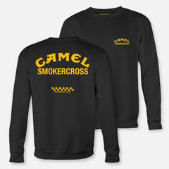 WeBig Camel Smokercross Sweatshirt - Black