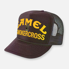 WeBig Camel Smokercross Tallboy - Brown