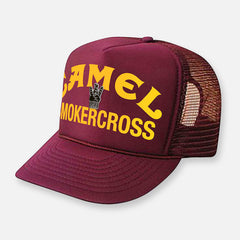 WeBig Camel Smokercross Tallboy - Burgandy