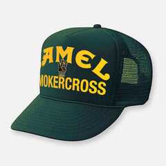 WeBig Camel Smokercross Tallboy - Green