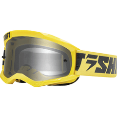 2019 Shift Whit3 Label MX Motocross & Enduro Goggles - Yellow