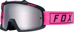 2019 Fox Youth Airspace Goggle - Gasoline - Pink