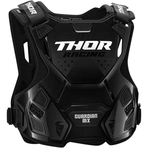 Thor 2019 Guardian YOUTH MX Motocross & Enduro Chest Protector - Charcoal/Black