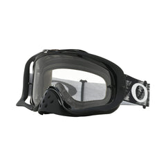 Oakley Crowbar MX Motocross Goggles - Speed - Jet Black