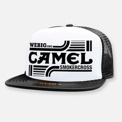 WeBig Camel Legend Hat - Black/White