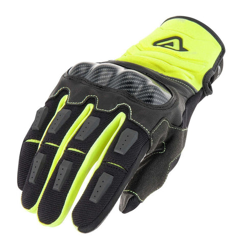 Acerbis Clearance Motocross Gloves Default Title Acerbis Carbon G 3.0 Gloves - Fluo Yellow / Black - Medium