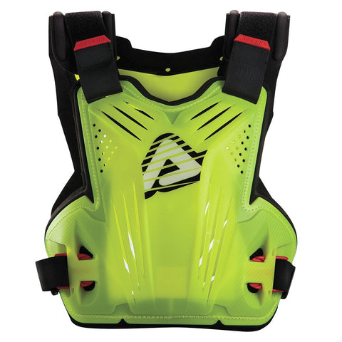 Acerbis Motocross Body Protection 2017 Acerbis Impact MX Protector - Fluo Yellow