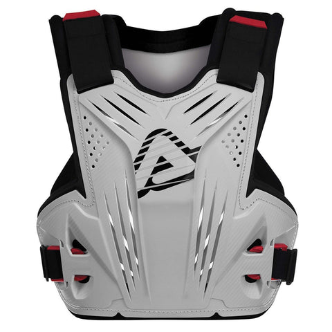 Acerbis Motocross Body Protection 2017 Acerbis Impact MX1621-2 Protector - White