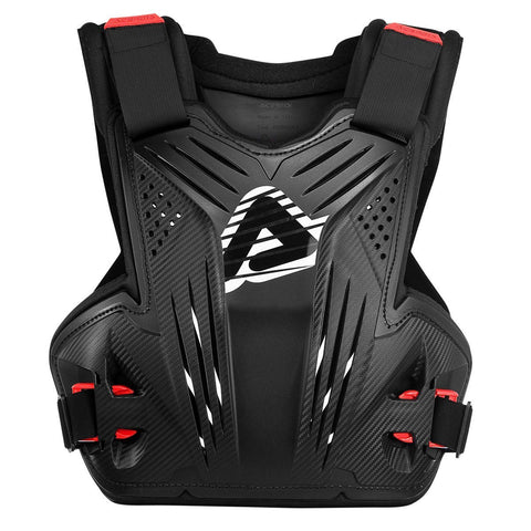 Acerbis Motocross Body Protection 2018 Acerbis Impact MX Protector - Black