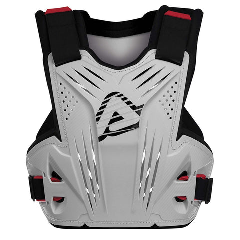 Acerbis Motocross Body Protection 2018 Acerbis Impact MX Protector - White