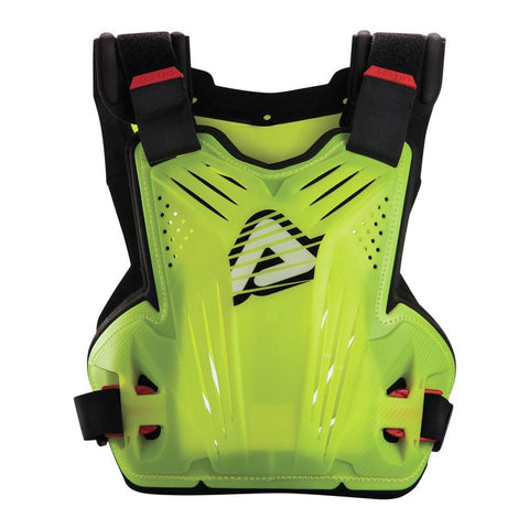 Acerbis Motocross Body Protection 2018 Acerbis MX Motocross Impact Chest Protector - Fluo Yellow