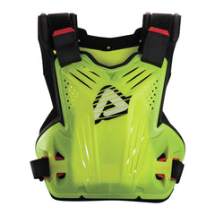 2018 Acerbis MX Motocross Impact Chest Protector - Fluo Yellow