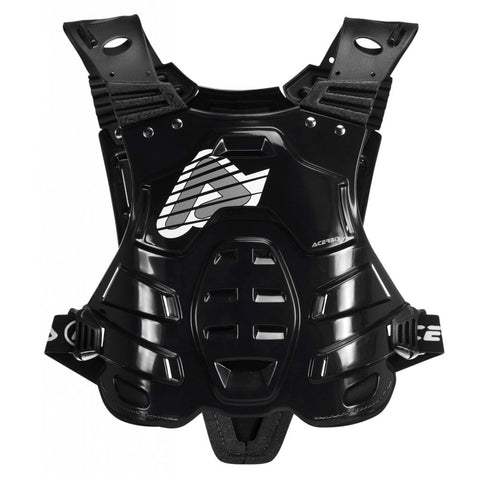 Acerbis Motocross Body Protection 2018 Acerbis MX Motocross Profile Chest Protector - Black