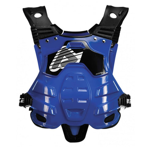 Acerbis Motocross Body Protection 2018 Acerbis MX Motocross Profile Chest Protector - Blue