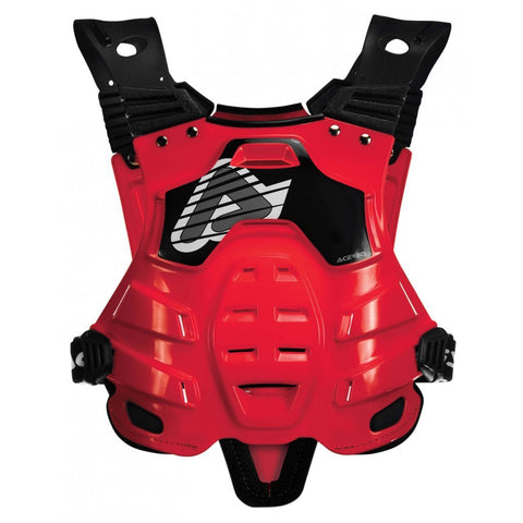 Acerbis Motocross Body Protection 2018 Acerbis MX Motocross Profile Chest Protector - Red