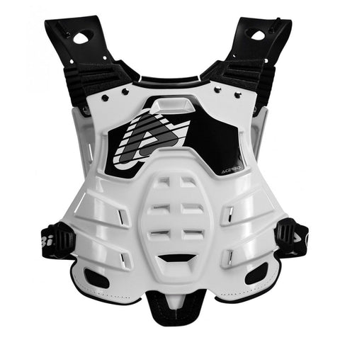 Acerbis Motocross Body Protection 2018 Acerbis MX Motocross Profile Chest Protector - White