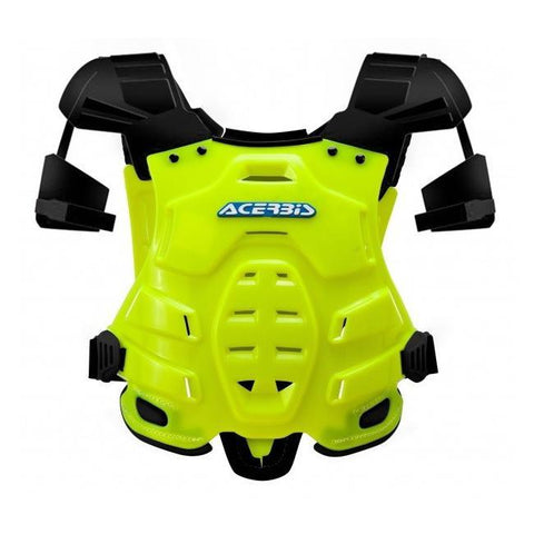 Acerbis Motocross Body Protection 2018 Acerbis MX Motocross Robot Chest Protector - Fluo Yellow