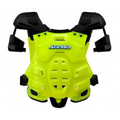 2018 Acerbis MX Motocross Robot Chest Protector - Fluo Yellow