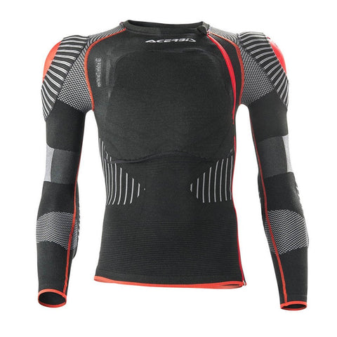 Acerbis Motocross Body Protection 2018 Acerbis X-Fit Pro YOUTH Body Armour - Black