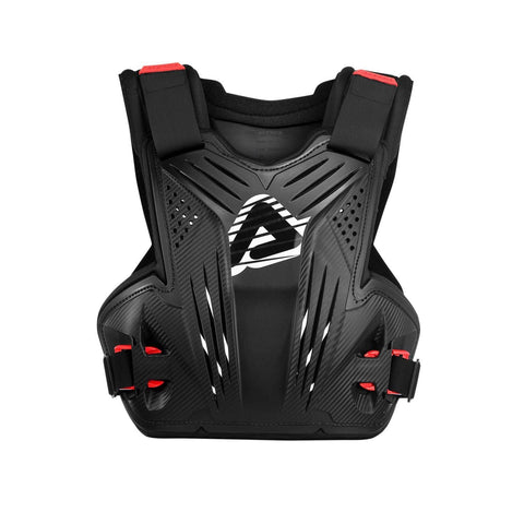Acerbis Motocross Body Protection Acerbis Impact MX Roost Deflector - Black