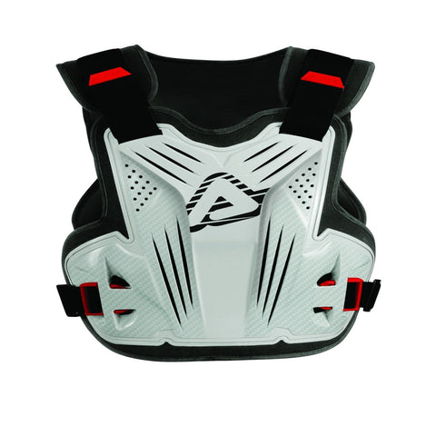 Acerbis Motocross Body Protection Acerbis Impact MX Roost Deflector - White
