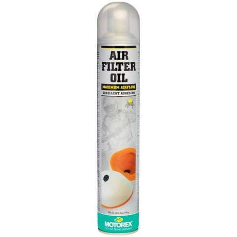 Air Filter Oil & Cleaner Default Title Motorex Air Filter Spray - 750 ml Aerosol