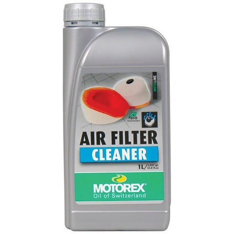 Air Filter Oil & Cleaner Motorex Air Filter Cleaner - 1 Litre