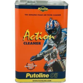 Air Filter Oil & Cleaner Putoline Action Cleaner - 4 Litres