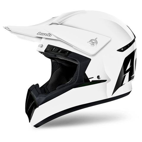 Airoh Switch Motocross Helmets 2018 Airoh Switch Motocross Helmet - Gloss White