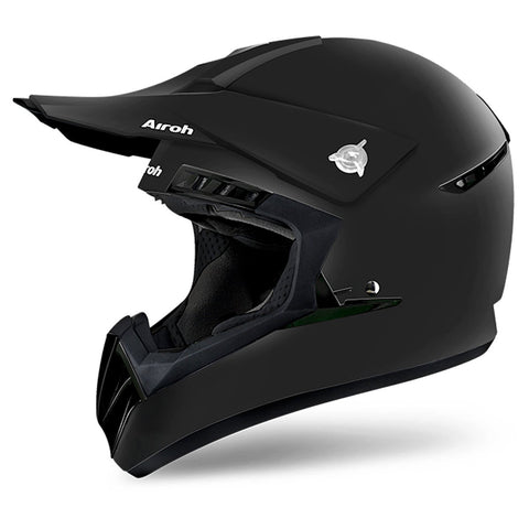 Airoh Switch Motocross Helmets 2018 Airoh Switch Motocross Helmet - Matt Black