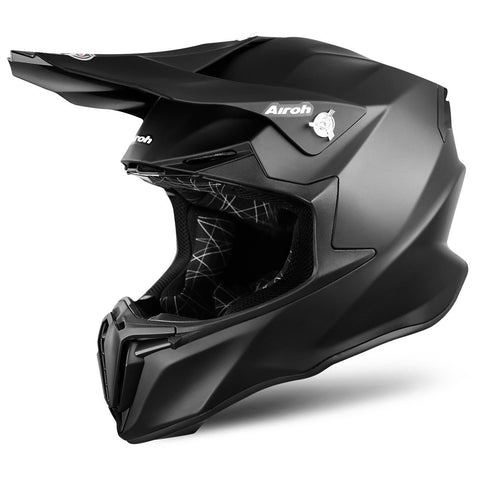 Airoh Twist Motocross Helmet 2018 Airoh Twist Motocross Helmet - Matt Black