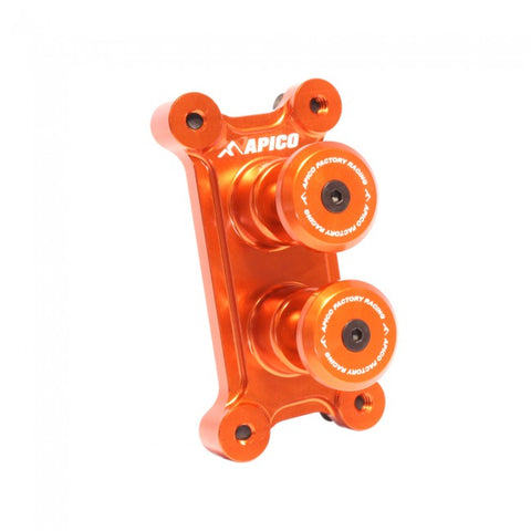 Apico Dual Launch Control Button KTM 125-501 - Orange