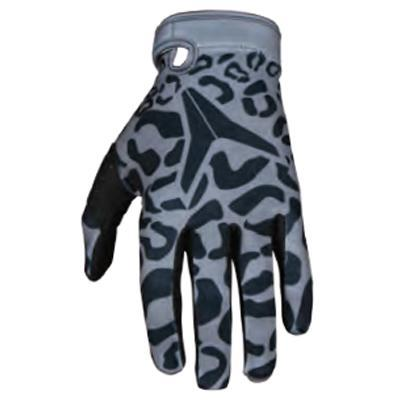 Alias Motocross Gloves 2018 Alias YOUTH AKA Cheetah MX Motocross Gloves - Grey Seafoam