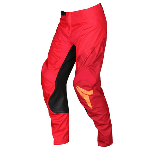 Alias Motocross Pants 2018 Alias A2 Trifecta MX Motocross Pants - Red / Red