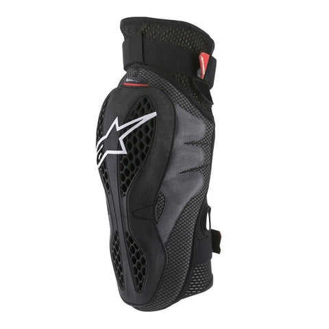 Alpinestars Motocross Body Protection L/XL 2018 Alpinestars Sequence MX Motocross Knee Protector - Black / Red