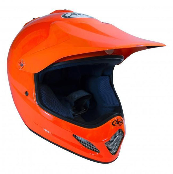 Arai Motocross Helmets 2015 Arai VX-Pro Junior Motorcross Helmet - Flou Orange
