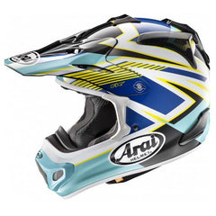 2018 Arai MX-V Motocross Helmet - Day Blue
