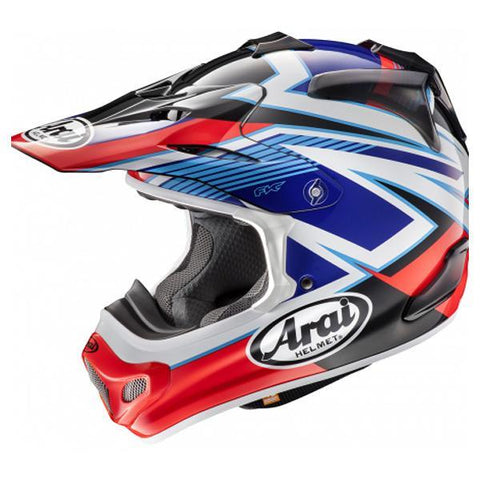 Arai Motocross Helmets 2018 Arai MX-V Motocross Helmet - Day Red
