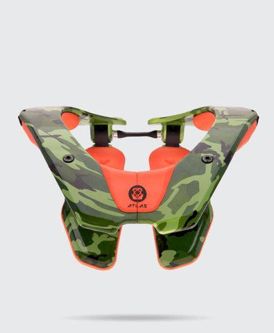 Atlas Youth Motocross Neck Braces 2018 Atlas Prodigy YOUTH Motocross Neck Brace - Ruck