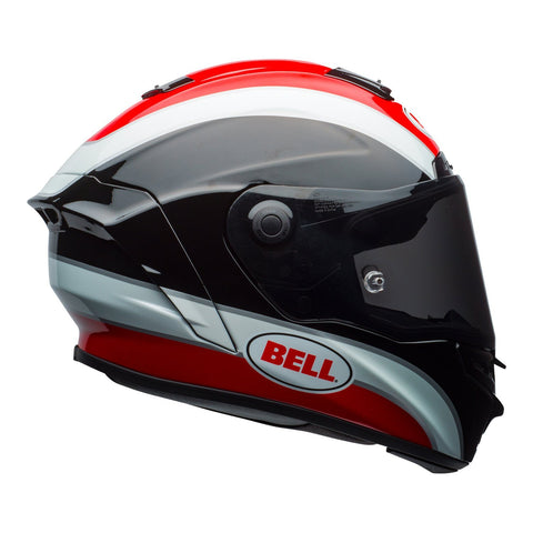 Bell Road Helmets 2018 Bell Star MIPS Road Helmet - Classic Gloss Black/Red