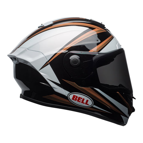 Bell Road Helmets 2018 Bell Star MIPS Road Helmet - Tortion Gloss Copper/White/Black