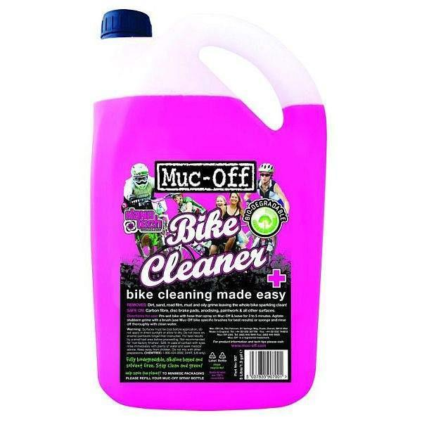 Bike Cleaning Products Muc-Off Nano Tech Bike Cleaner 5 Litre