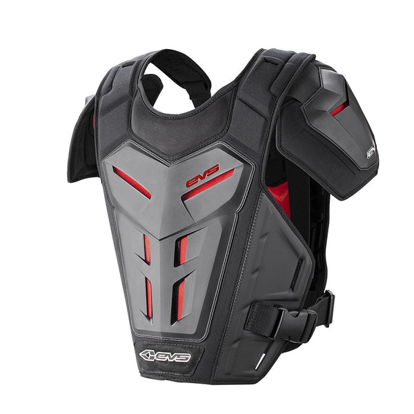 EVS Motocross Body Protection EVS Adult Revo 5 Under Armour - Black
