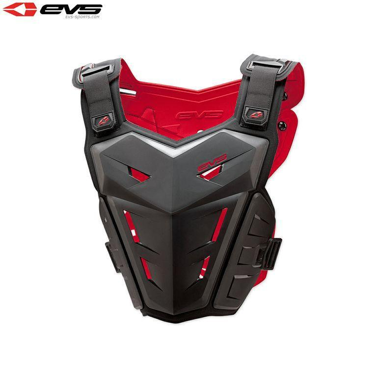 EVS Motocross Body Protection EVS F1 Chest Protector Youth - Black