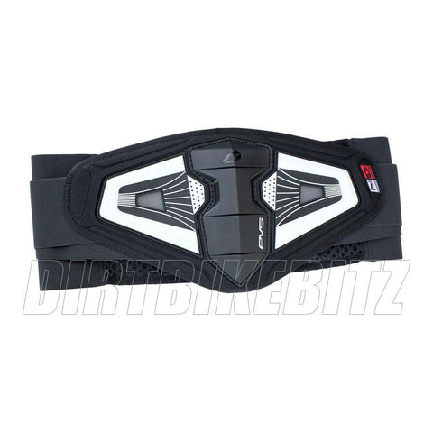 EVS Motocross Body Protection S EVS BB04 Impact Kidney Belt - Black
