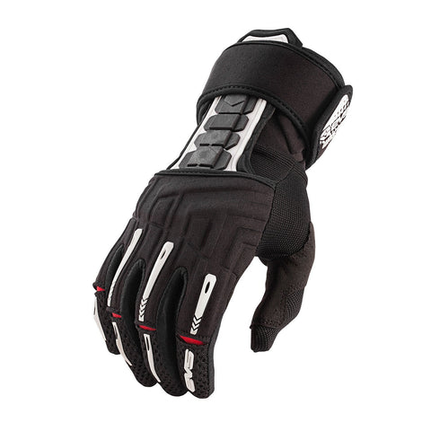 EVS Motocross Body Protection XL EVS Adult Wrister Glove Wrist Brace Pair - Black