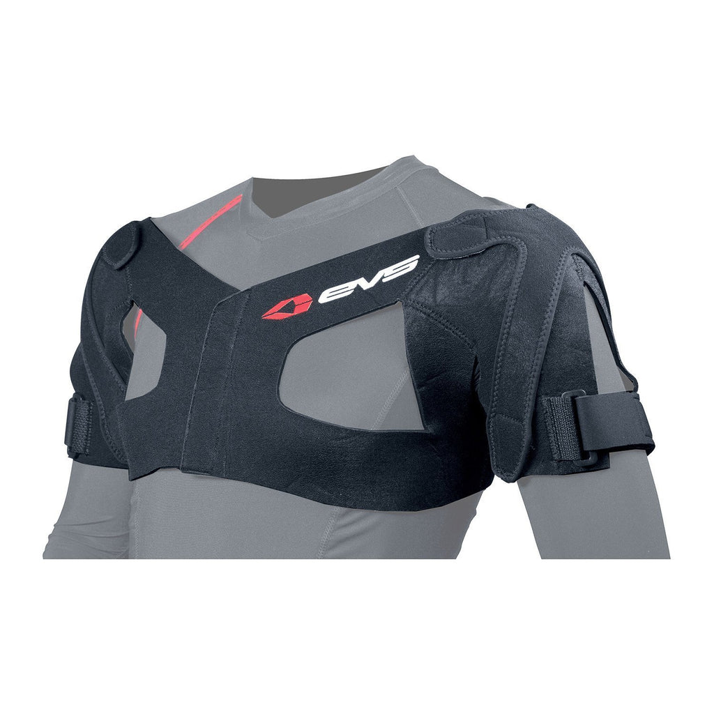 EVS Motocross Body Protection XXL EVS Adult SB05 Dual Shoulder Stabiliser - Black