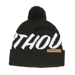 Fastball Beanie Black