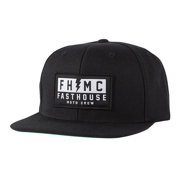 Fasthouse Casual Wear Fasthouse Adult FH MC Cap - Black