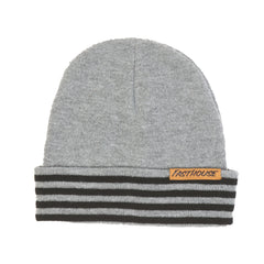 Fasthouse Four Stripe Beanie Grey